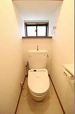 中古一戸建て-多摩市連光寺4丁目 トイレ