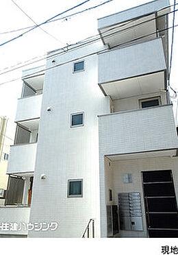 マンション(建物全部)-大田区大森北6丁目 駅徒歩10分以内、オーナーチェンジ