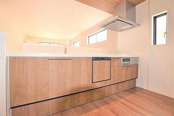 新築一戸建て-多賀城市浮島2丁目 キッチン