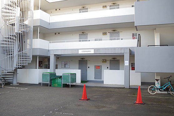 マンション(建物全部)-札幌市豊平区月寒西三条7丁目 エントランス