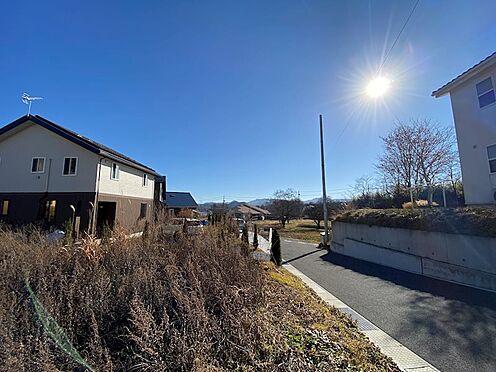 土地-北佐久郡軽井沢町大字長倉 分譲時全体が明るい印象です