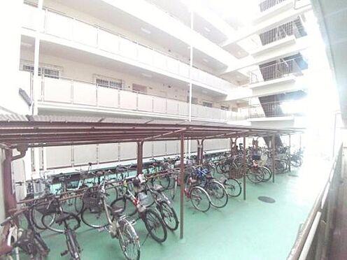 マンション(建物一部)-神戸市東灘区魚崎中町1丁目 屋根付き駐輪場
