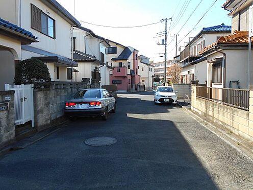 中古一戸建て-北本市下石戸1丁目 前面道路含む現地写真