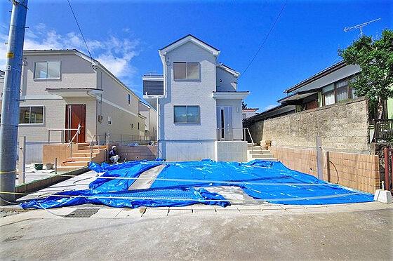 新築一戸建て-仙台市太白区鈎取1丁目 外観