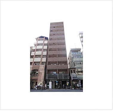 マンション(建物一部)-京都市中京区西ノ京小堀町 外観