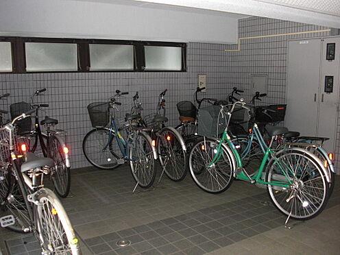 マンション(建物一部)-墨田区向島5丁目 駐輪場完備です。