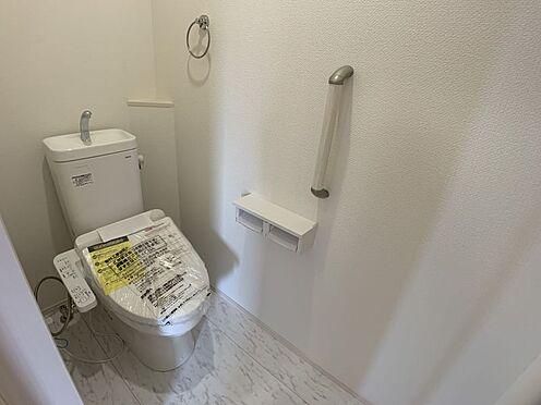 新築一戸建て-豊田市朝日町1丁目 1.2階にトイレございます。階段の上り下りをしなくて済みますね♪(こちらは施工事例です)