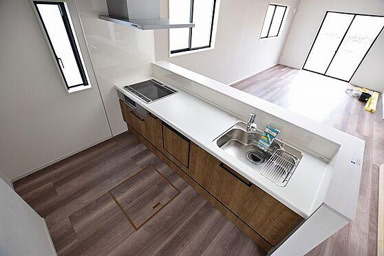新築一戸建て-仙台市泉区将監1丁目 キッチン