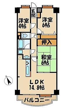 区分マンション-入間市高倉2丁目 オーナーチェンジ物件です。