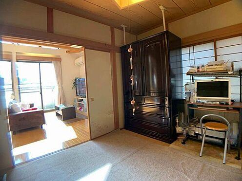 中古一戸建て-名古屋市西区宝地町 リビング横に和室があり、客間としても使えます♪