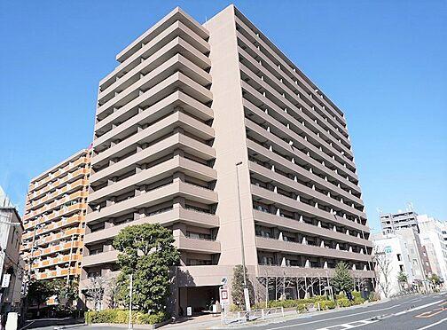 中古マンション-港区三田5丁目 総戸数112戸の大規模レジデンス