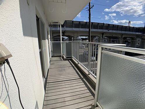 中古マンション-豊田市栄町6丁目 2面バルコニーです!洗濯物が多いご家族でも安心ですね。