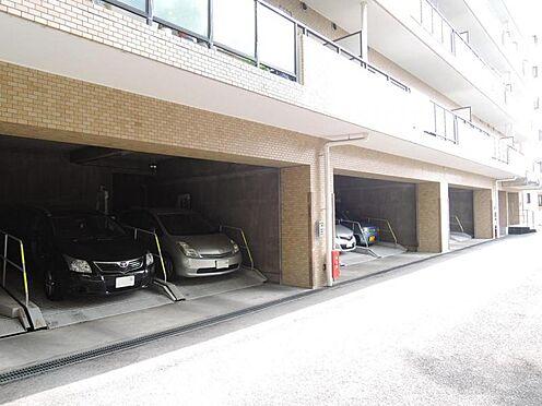 区分マンション-松戸市上矢切 駐車場