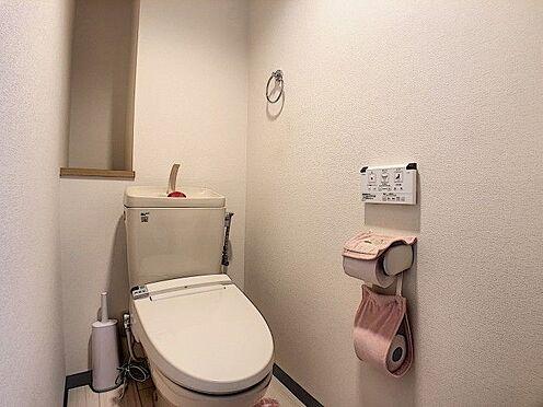 区分マンション-豊田市山之手3丁目 トイレ