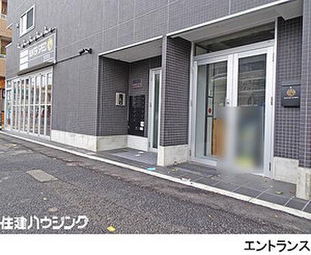 マンション(建物全部)-大田区大森西2丁目 玄関