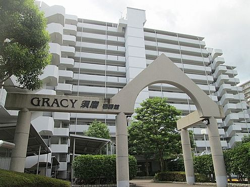 中古マンション-神戸市須磨区車字菅ノ池 外観