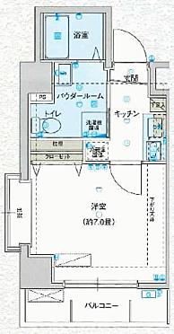 マンション(建物一部)-さいたま市南区別所1丁目 間取り