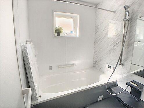 戸建賃貸-西尾市吉良町木田祐言 1日の疲れを癒す浴室で足を伸ばしてゆったりリラックス♪