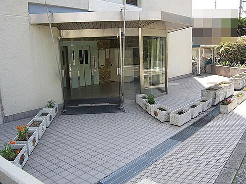 中古マンション-大阪市旭区高殿6丁目 エントランス