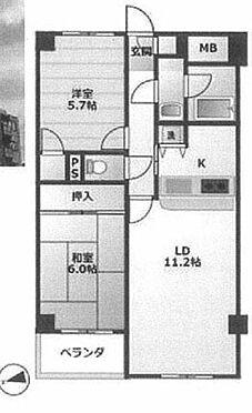 マンション(建物一部)-板橋区東新町2丁目 間取り