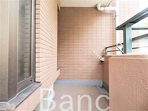 中古マンション-渋谷区初台2丁目 バルコニー