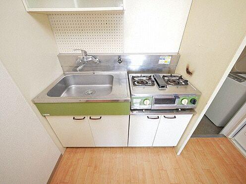 区分マンション-札幌市北区北十一条西3丁目 キッチン