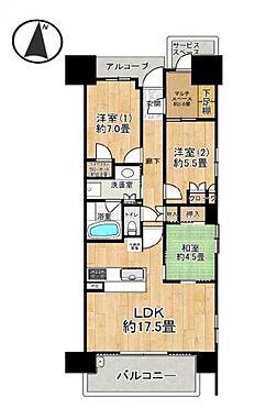 区分マンション-名古屋市東区白壁4丁目 3LDK+MS