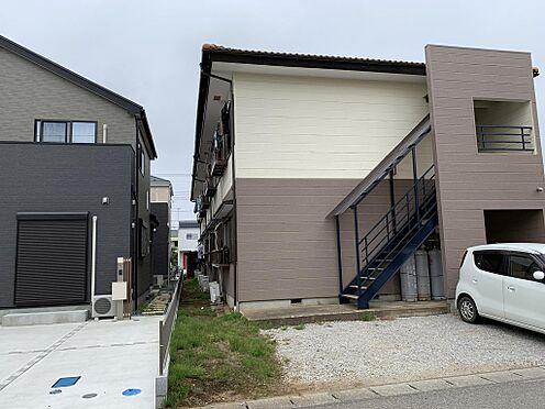 アパート-野田市山崎新町 外観