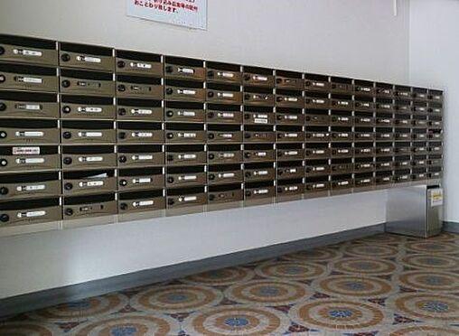 マンション(建物一部)-京都市中京区西ノ京南円町 郵便ポスト完備