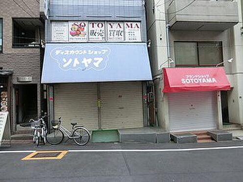 アパート-豊島区巣鴨5丁目 外山商店