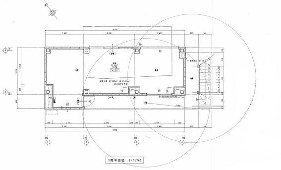 マンション(建物全部)-川越市大字小堤 1階 平面図