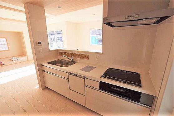 新築一戸建て-名取市大手町3丁目 キッチン