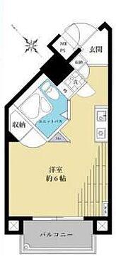 マンション(建物一部)-台東区駒形1丁目 間取り