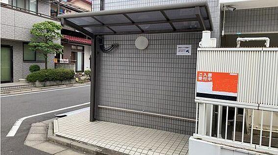マンション(建物全部)-戸田市下戸田2丁目 駐輪スペース