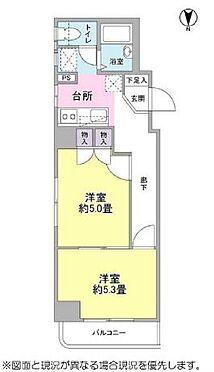 マンション(建物一部)-墨田区太平1丁目 間取り図