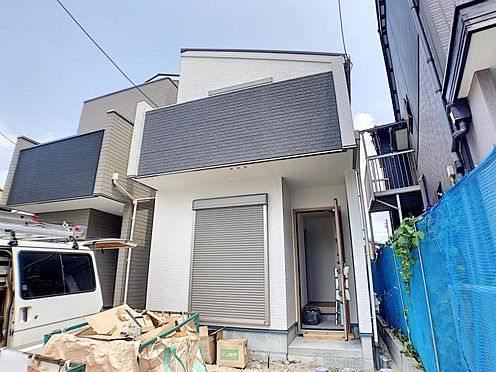 戸建賃貸-名古屋市南区呼続1丁目 外観