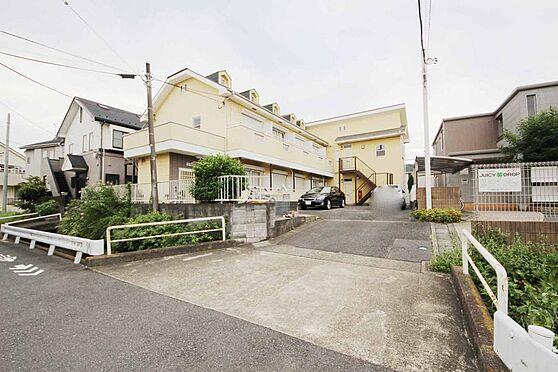 アパート-日野市南平6丁目 京王本線「南平駅」まで徒歩2分、周辺は落ち着きのある街並みが広がる通勤・通学に便利な立地。