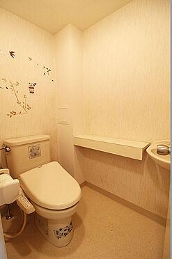 中古マンション-多摩市貝取2丁目 トイレ