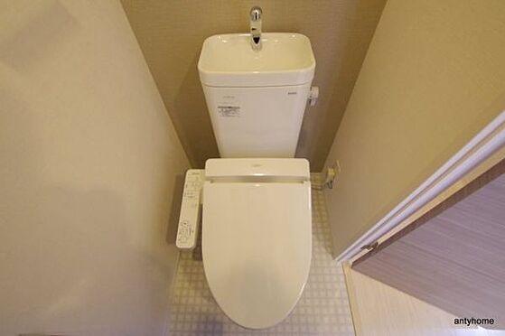区分マンション-大阪市北区長柄中2丁目 トイレ