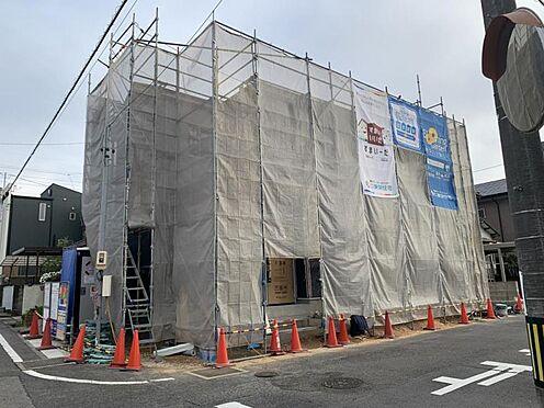 新築一戸建て-みよし市東蜂ヶ池 みよし市東蜂ヶ池にて新築戸建て登場!2021年3月完成予定です♪
