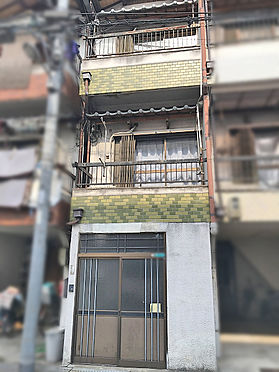 中古テラスハウス-大阪市平野区加美南5丁目 外観