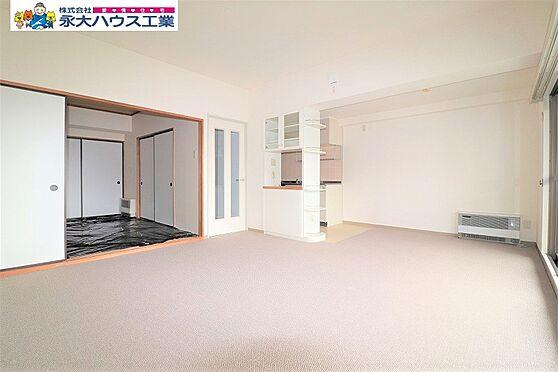 中古マンション-多賀城市東田中2丁目 居間