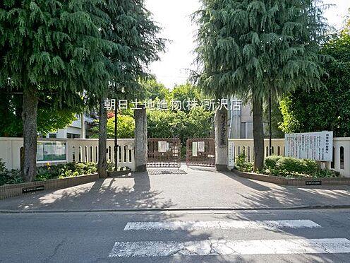区分マンション-所沢市西所沢1丁目 所沢市立所沢小学校 729m