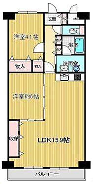 マンション(建物一部)-大阪市西淀川区佃3丁目 南向きバルコニーで陽当たり良好