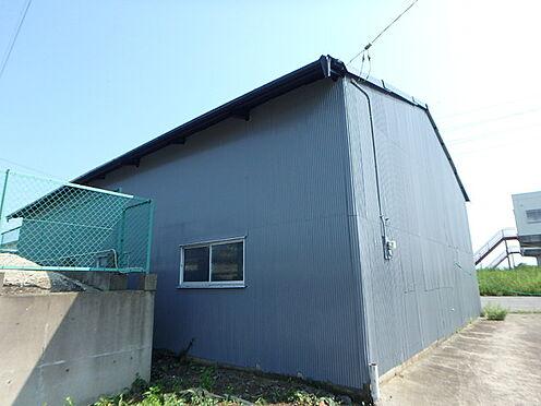 倉庫-大網白里市永田 外観