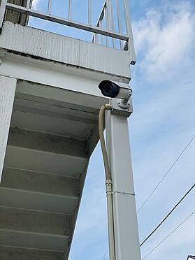 アパート-横浜市港北区小机町 防犯カメラ付き