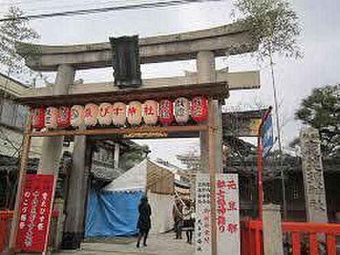ビル(建物全部)-京都市下京区官社殿町 初ゑびすまで1026m