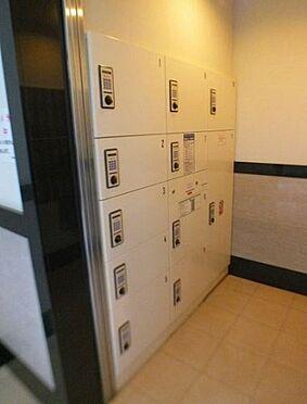 マンション(建物一部)-大阪市此花区西九条3丁目 宅配ボックスがあり、便利