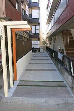 マンション(建物全部)-中野区若宮3丁目 外観