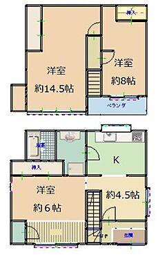 アパート-横須賀市佐野町2丁目 間取り